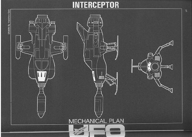UFO Series Home Page - Blueprints & Artwork