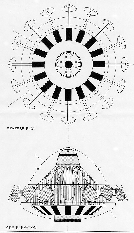 Ufo series home page blueprints artwork bottom and sides malvernweather Choice Image