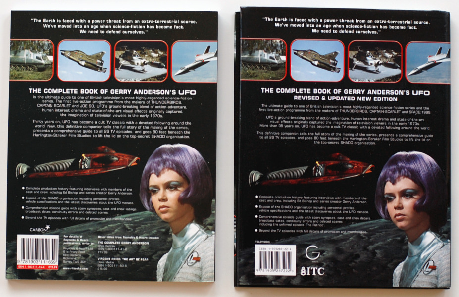UFO Series Home Page - Books