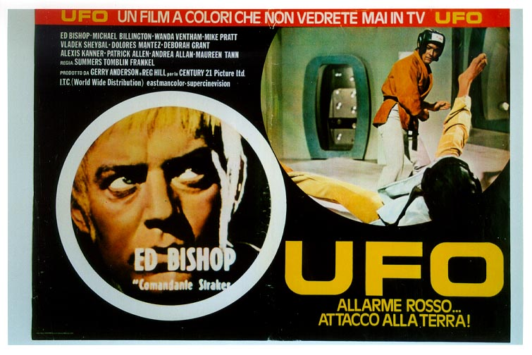 UFO Series Home Page - Marketing Materials