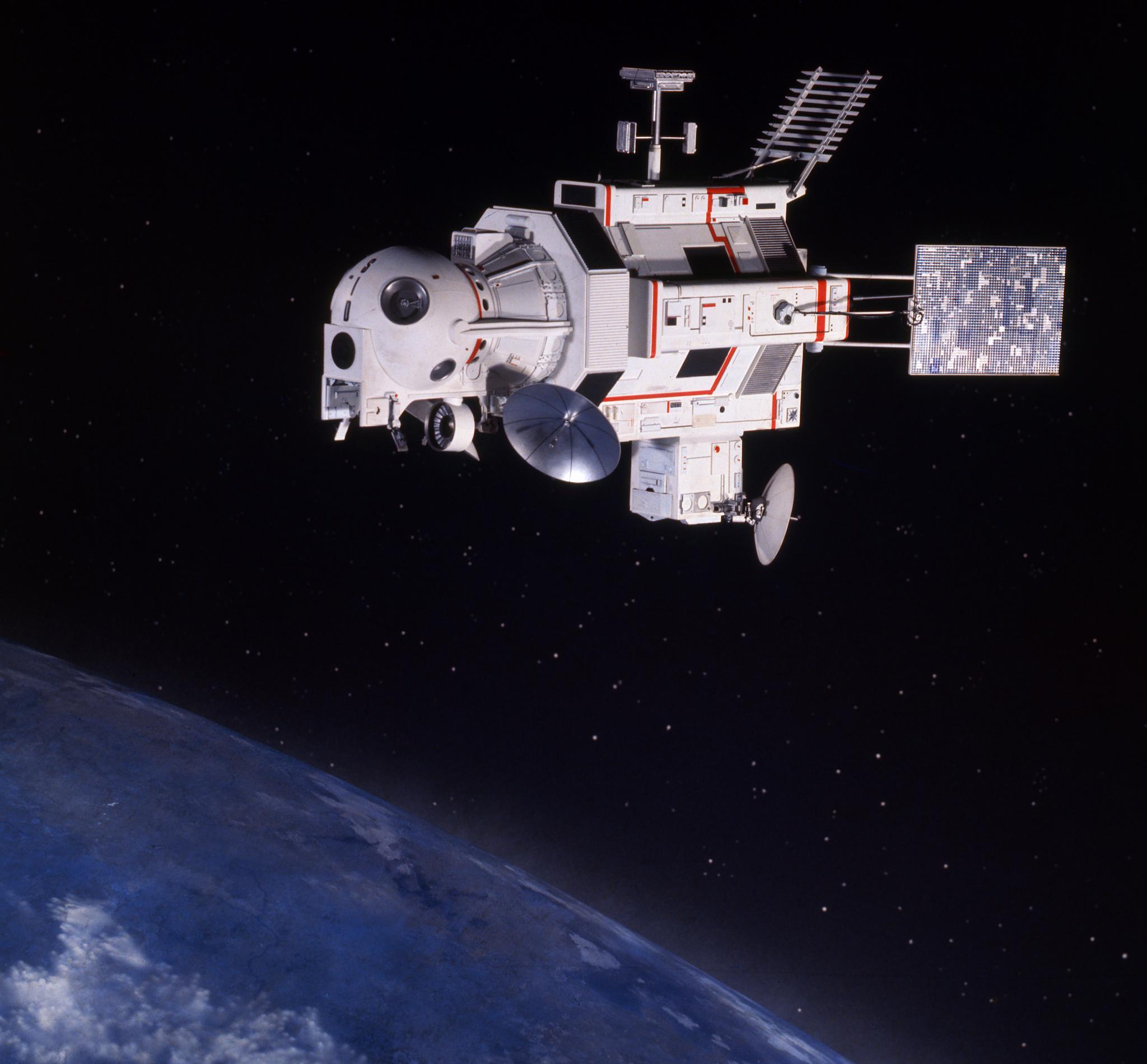space intruder