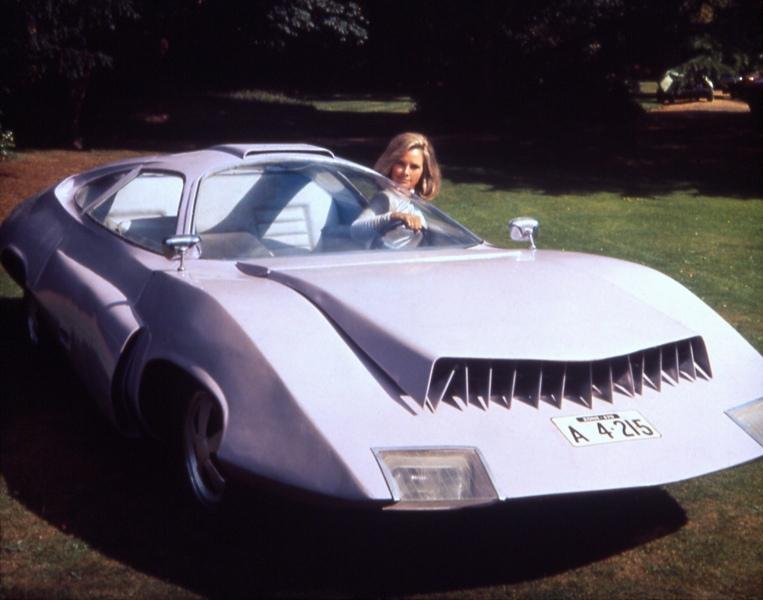 British Tv Show About A Miniture Car