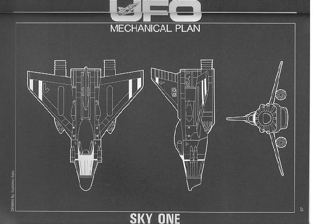 Ufo series home page blueprints artwork interceptor lunar carrier mobile sid skydiver sky one malvernweather Images