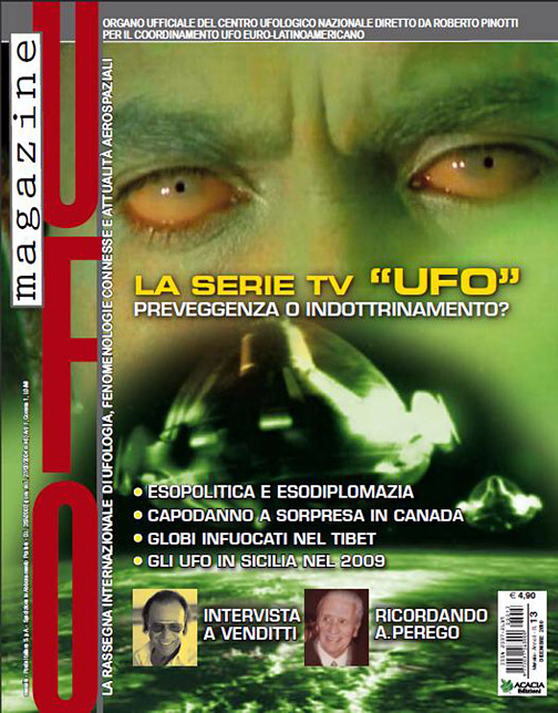 UFO Series Home Page: What's New?