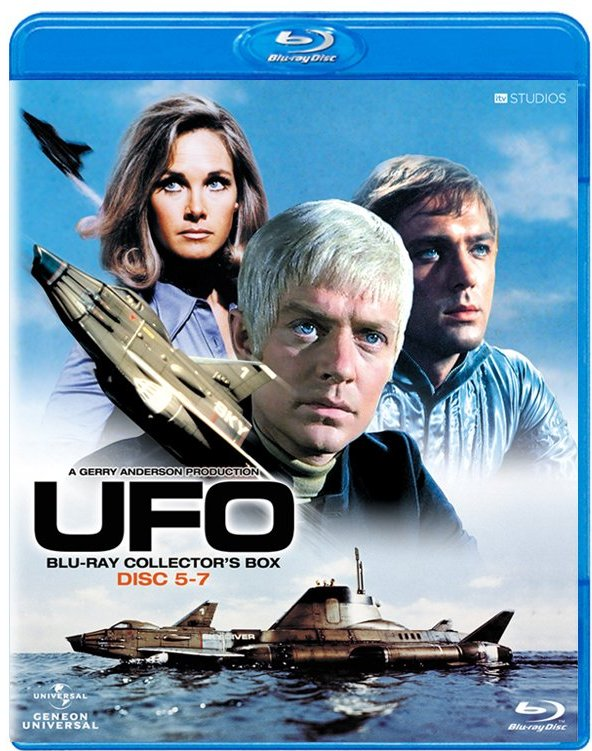 UFO Series Home Page - UFO Blu-ray discs from Japan